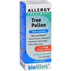 HGR0372920 - Bio-AllersTree Pollen Allergy Relief - 1 oz