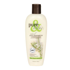HGR0373878 - Pure and BasicNatural Anti-Dandruff Conditioner - Tea Tree and Rosemary - 12 oz