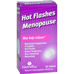 HGR0374330 - NatraBioHot Flashes Menopause Relief - 60 Tablets