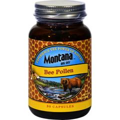HGR0377275 - Montana Big SkyBee Pollen - 90 Caps