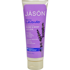 HGR0377481 - Jason Natural ProductsPure Natural Hand and Body Lotion Calming Lavender - 8 fl oz