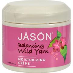 HGR0377549 - Jason Natural ProductsMoisturizing Creme Balancing Wild Yam - 4 oz