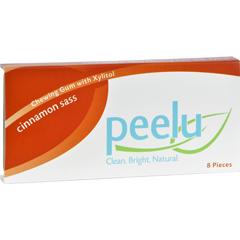 HGR0380907 - PeeluChewing Gum Display - Cinnamon Sass - 8 ct - Case of 12