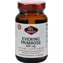 HGR0382390 - Olympian LabsEvening Primrose Oil - 500 mg - 90 Softgels