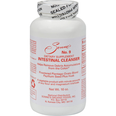HGR0383141 - Sonne'sIntestinal Cleanser No 9 - 10 oz