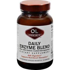 HGR0383612 - Olympian LabsEnzyme Blend OL-767 - 60 capsules