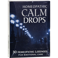 HGR0384339 - Historical RemediesHomeopathic Calm Drops - 30 Lozenges - Case of 12