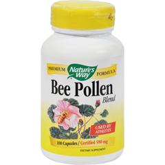 HGR0389809 - Nature's WayBee Pollen Blend - 100 Capsules