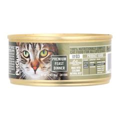 HGR0389908 - PetGuardCats Premium Feast Dinner - Case of 24 - 5.5 oz.