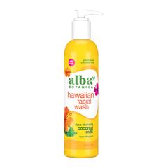 HGR0389957 - Alba BotanicaHawaiian Facial Wash Coconut Milk - 8 fl oz