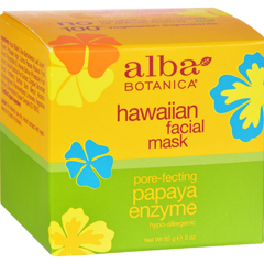 HGR0390112 - Alba BotanicaHawaiian Papaya Enzyme Facial Mask - 3 oz