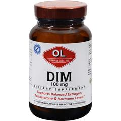 HGR0391565 - Olympian LabsDIM - 100 mg - 60 Capsules