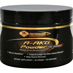 HGR0392522 - Olympian LabsA-AKG Powder - 30 Servings