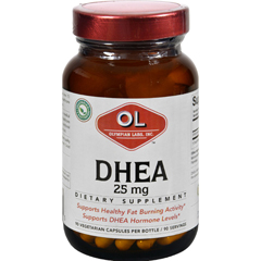 HGR0392787 - Olympian LabsDHEA - 25 mg - 90 Capsules