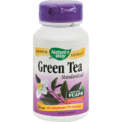 HGR0393256 - Nature's WayGreen Tea Standardized - 60 Vcaps