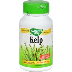 HGR0393405 - Nature's Way - Kelp - 100 Capsules