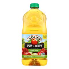 HGR0395160 - Apple and Eve - 100 Percent Apple Juice - Case of 8 - 64 fl oz..