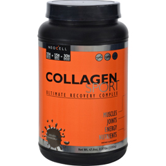 HGR0395582 - NeocellCollagen Sport - Ultimate Recovery Complex - Belgian Chocolate - 2.97 lb
