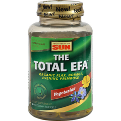 HGR0398743 - Health From The SunHealth From the Sun The Total EFA - 90 Vegetarian Softgels