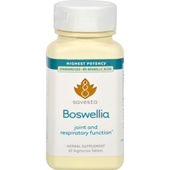 HGR0400556 - SavestaBoswellia - 60 Vegetarian Tablets