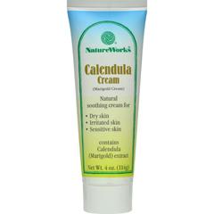 HGR0400580 - Nature WorksCalendula Cream - 4 oz