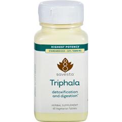 HGR0400648 - SavestaTriphala - 60 Capsules
