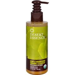 HGR0403766 - Desert EssenceGentle Nourishing Organic Cleanser - 6.7 fl oz