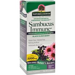 HGR0405522 - Nature's AnswerSambucus Immune Support - 4 fl oz