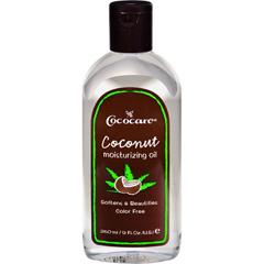 HGR0409193 - CococareCoconut Moisturizing Oil - 9 fl oz