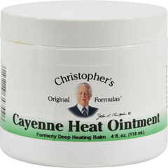 HGR0411538 - Dr. Christopher'sDr. Christophers Cayenne Heat Ointment - 4 fl oz