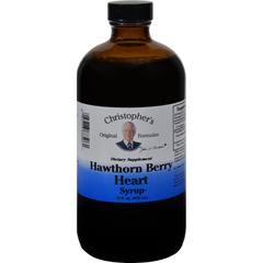HGR0412015 - Dr. Christopher'sHawthorn Berry Heart Syrup - 16 fl oz
