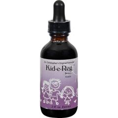 HGR0412858 - Dr. Christopher'sOriginal Formulas Kid-e-Reg Glycerine Extract - 2 oz.