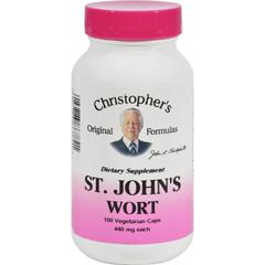 HGR0413971 - Dr. Christopher'sSt. Johns Wort - 100 Vcaps