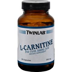 HGR0414086 - TwinlabL-Carnitine - 250 mg - 90 Capsules