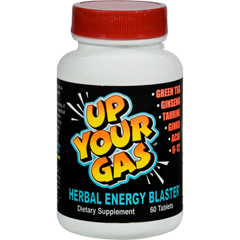 HGR0414144 - Hot StuffHouse of David Up Your Gas Energy Blaster - 60 Tablets