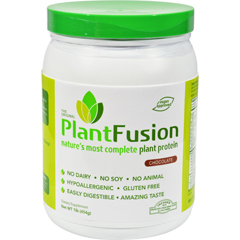 HGR0414177 - PlantfusionPlantFusion Multi Source Plant Protein Chocolate - 1 lb