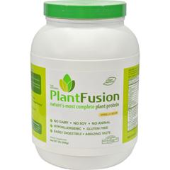 HGR0414342 - PlantfusionNatures Most Complete Plant Protein - Vanilla Bean - 2 Lb.