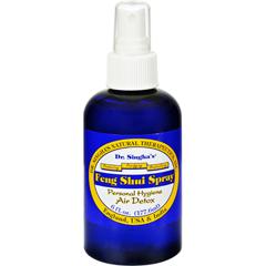 HGR0414532 - Dr. Singha's FormulationsFeng Shui Spray - Air Detox - 6 fl oz