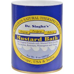 HGR0414573 - Dr. Singha's FormulationsMustard Bath - 8 oz