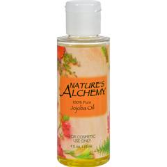 HGR0414649 - Nature's Alchemy - 100% Pure Jojoba Oil - 4 fl oz