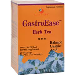 HGR0417816 - Health King Medicinal Teas - GastroEase Herb Tea - 20 Tea Bags