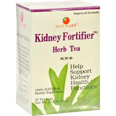 HGR0417873 - Health King Medicinal Teas - Kidney Fortifier Herb Tea - 20 Tea Bags
