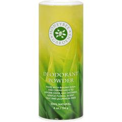 HGR0418699 - Honeybee GardensDeodorant Powder - 4 oz