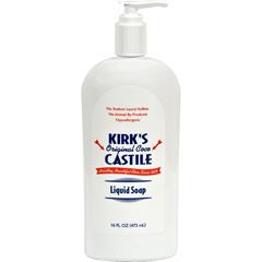 HGR0419390 - Kirk's NaturalOriginal Coco Castile Liquid Soap with Pump - 16 fl oz