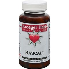 HGR0420331 - Kroeger HerbRascal - 100 Capsules