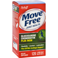 HGR0422261 - Schiff VitaminsSchiff Move Free Total Joint Health - 1500 mg - 120 Coated Tablets
