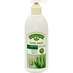 HGR0423863 - Nature's GateAloe Vera Velvet Moisture Body Wash - 18 fl oz