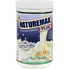 HGR0423970 - Maxi Health Kosher VitaminsMax Health Naturemax Plus - Vanilla - 1 Lb.