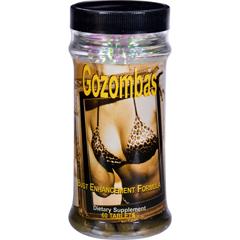 HGR0424192 - Maximum InternationalMaximum Gozombas - 60 Tablets