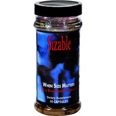 HGR0424317 - Maximum InternationalMaximum Sizable - 60 Caps
